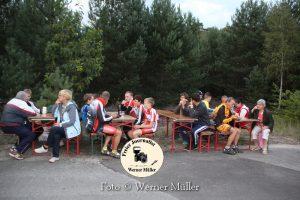 2014-08-22 14. VBH Einzelzeitfahren am Scheibesee mit 74 Teilnehmern Foto:Werner Müller